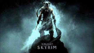 Elder Scrolls V: Skyrim - Trailer Theme (alternate)