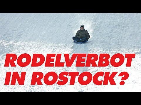 Rodelverbot in Rostock?