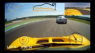Actionpro SD21 PRO Video Lotus Elise 111S vs. Porsche Cayman S at Hockenheimring