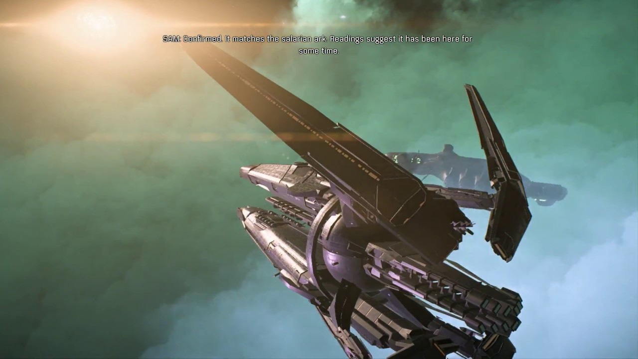 Mass Effect Andromeda Find The Salarian Ark