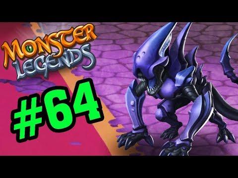 Monster Legends - QUÁI VẬT NGOÀI HÀNH TINH - Thế Giới Quái Vật #64
