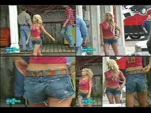 Jessica Simpson's Latest Butt