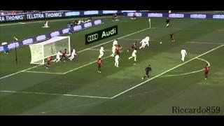 Iago Falqué vs Real Madrid | Roma | 2015