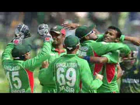 ICC World Twenty 20 Bangladesh 2014 Theme Song 'Char Chokka Hoi Hoi '