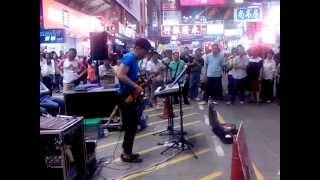 Repeat youtube video 20121010_205559 西洋菜街狼人歌手雷若天(Tony)
