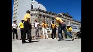 Roda Capoeira Angola Valongo Rio De Janeiro