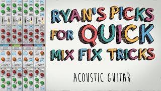 Recording Acoustic Guitar