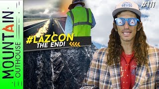 MTN OUTHOUSE NEWS - End of #LazCon, Pima Pirates, Barkley Classic Gone Soft??