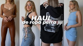 haul de pura ropa perra la neta / Fashion Nova