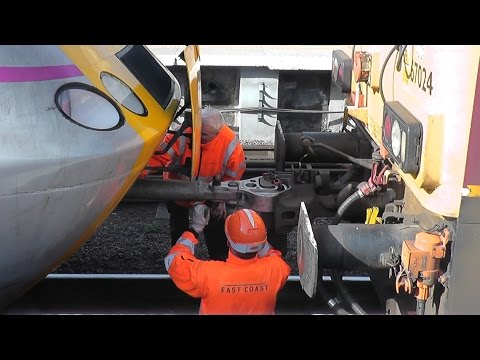 How to rescue a High Speed Train!