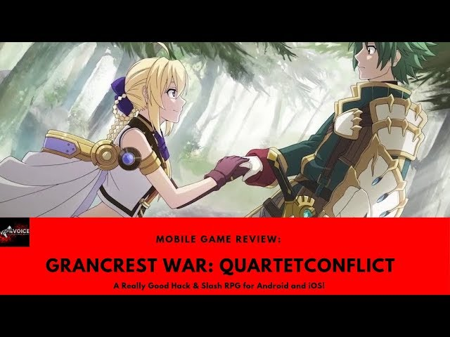 Mobile Game Review: Grancrest War: Quartet Conflict