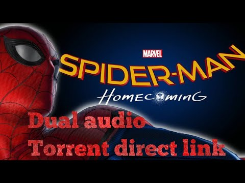 Spider man home coming dual audio torrent