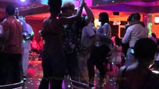 DR7 Bachata and Merengue dancing at Home Run Sport Bar