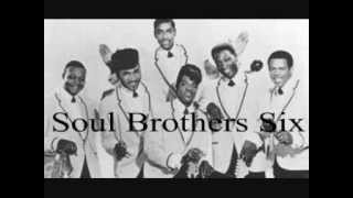 Soul Brothers Six ~ Thank You Baby For Loving Me