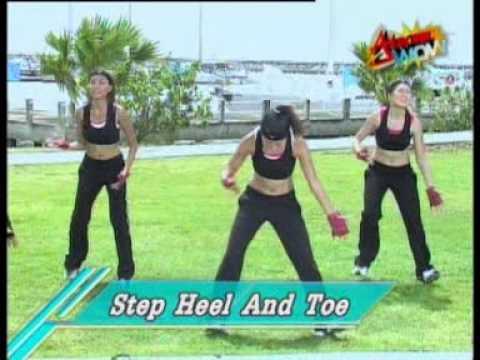 aerobic easy to do exercise 1