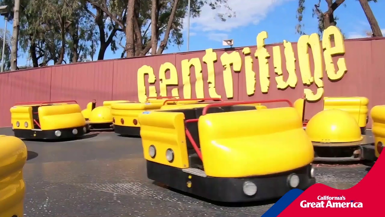 Take a Virtual Ride on Centrifuge - POV