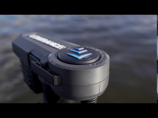 Howto: Lowrance GHOST trolling motor per HDS Live bedienen