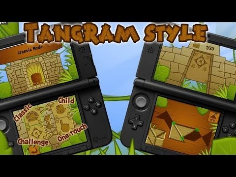 CGR Undertow - TANGRAM STYLE review for...
