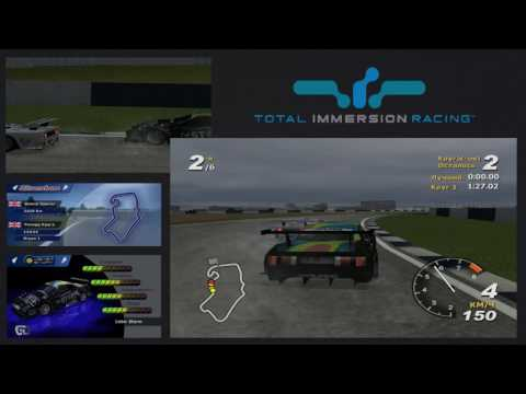 Total Immersion Racing - Lister Storm/Silverstone (Gameplay 2002)