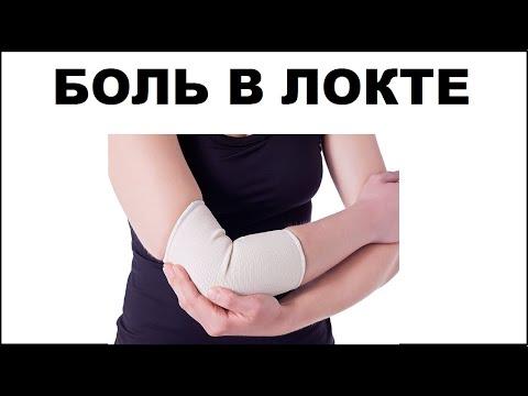 Теннисный локоть. Профилактика и лечение.