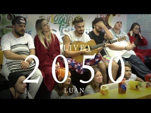 """Luan Santana - Live Noite do Pijama """"2050"""" (Contagem regressiva)"""