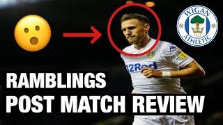 Wigan v Leeds | BAZ IS TOP 6 PREMIER LEAGUE! | Ramblings Review