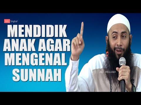 mendidik-anak-agar-mengenal-sunnah-|-ustadz-syafiq-reza-basalamah.