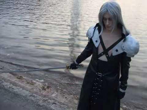 Sephiroth Cosplay Youtube