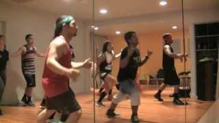 ZUMBA with Deekee - Boom Shakalaka by Flo Rida ft. Brianna