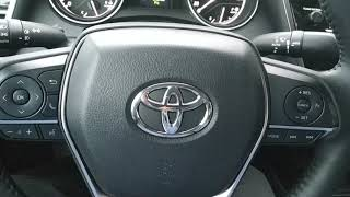 Toyota Camry 70 обзор от владельца