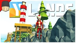 YLANDS - THE LIGHTHOUSE! : Ep.34 (Survival/Crafting/Exploration/Sandbox Game)