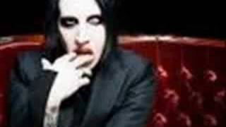 Marilyn manson- I dont like the drugs but the drugs like me