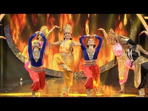 D3 D 4 Dance I Chattambees - Nandini nandini I Mazhavil Manorama