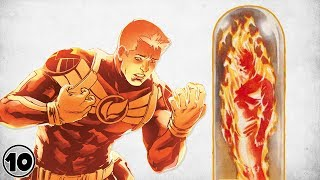 Top 10 Alternate Versions Of The Human Torch