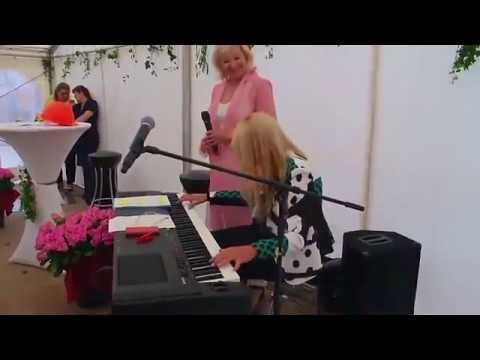 """""""Begegnungen"""" im Schloss Almoshof - 2018 mit musikalischer Einlage 🎶"""