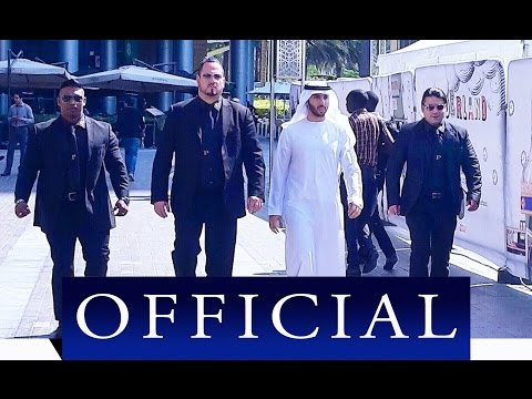 Dubai HD - P-Guards DOKU 2018 with Sheikh Amru in Dubai! (official video)