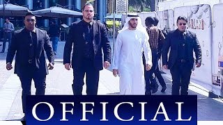 dubai hd p guards reportage with sheikh amru in dubai