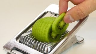 What Can You Cut with an Egg Slicer?  Life Hacks thumbnail