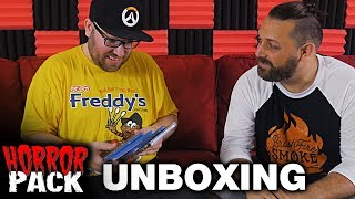 June 2018 Horror Pack Unboxing! - Horror Movie Subscription Box