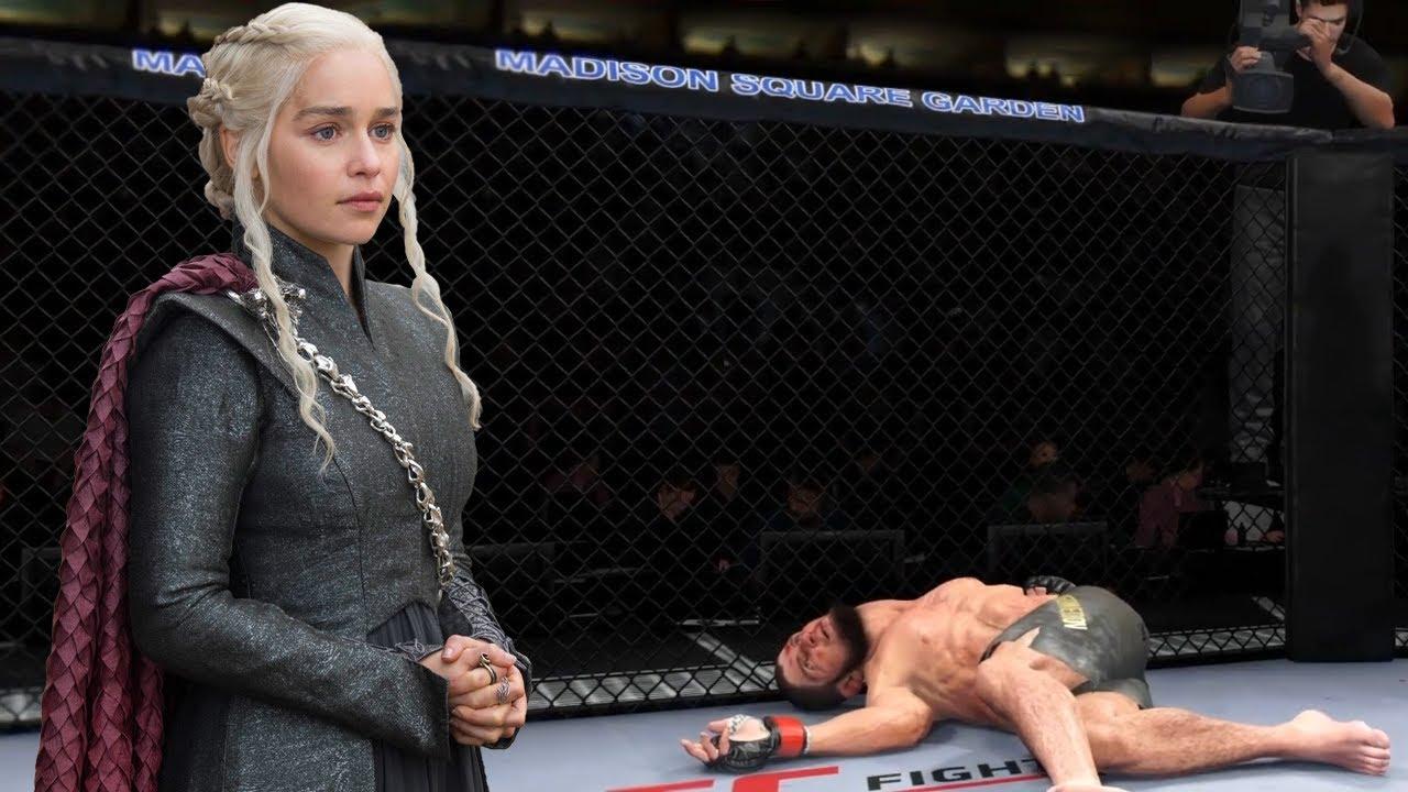 UFC3 | Khabib Nurmagomedov vs. Daenerys Targaryen (EA sports UFC 3)