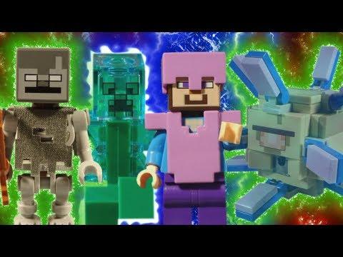 LEGO MINECRAFT - MARATHON COMPILATION
