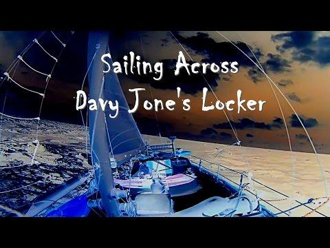 11 Haunted Seas Sailing to Hawaii   Crossing an Ocean in the Dark, Sailing Aulani Aloha