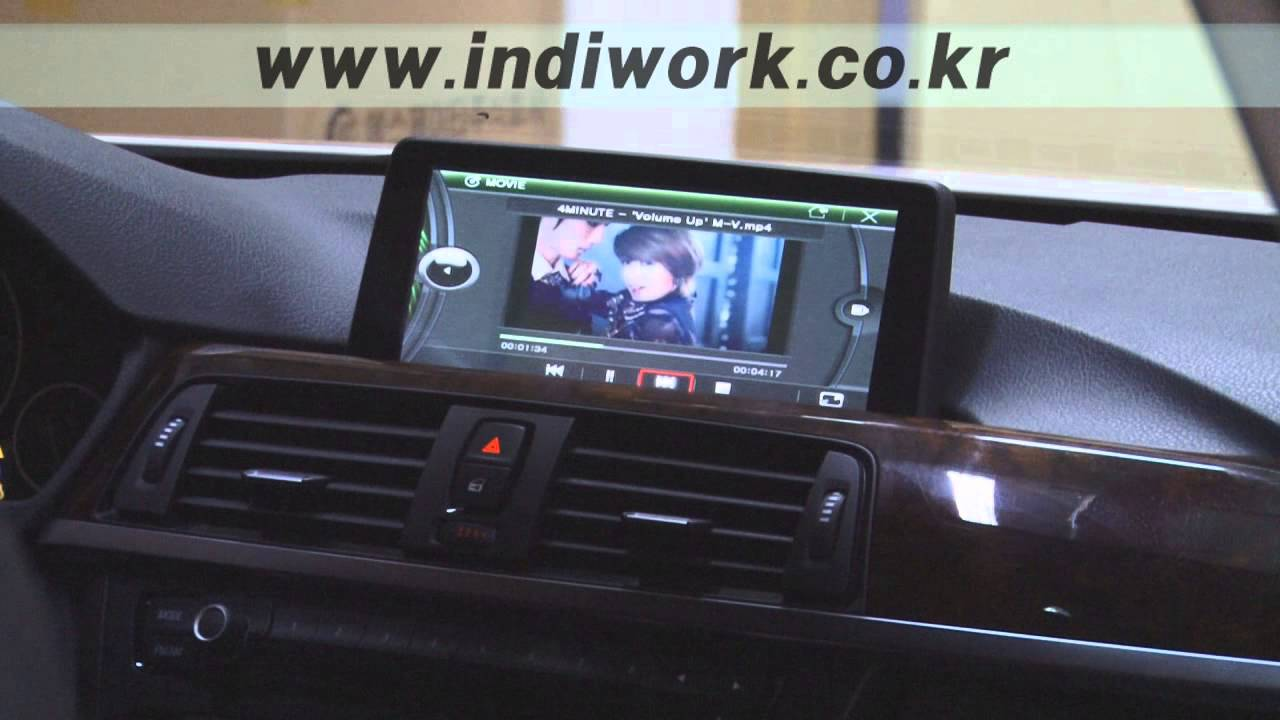 new bmw f30 navigation p a s rear camera install youtube. Black Bedroom Furniture Sets. Home Design Ideas