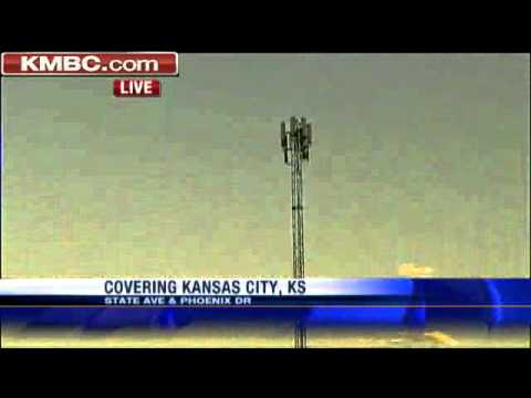 Check Out This COW: Cell Tower On Wheels