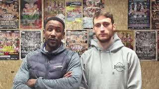 University of Boxing Channel Intro #35