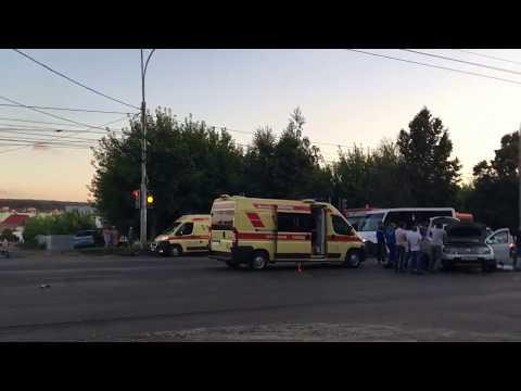 смертельное ДТП на проспекте Победы в Пензе