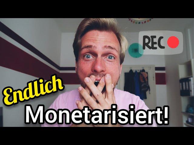 YouTube Monetarisierung: Wie lange habe ich gebraucht, um 1000 Abonnenten zu bekommen?