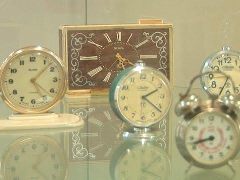 Часы эпохи СССР