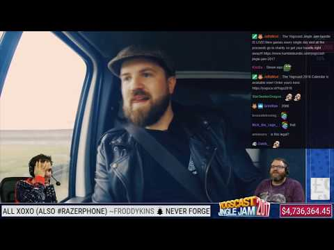 Simon and Lewis Reacts to Their Anki Overdrive Challenge Video with Twitch Chat