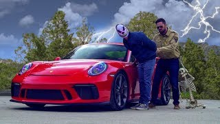 Porsche GT3 MANUAL Quick Drive- Throttle House Halloween Special